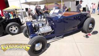 1931 Ford Model A Roadster - Goodguys 2016 Tanks Hot Rod of the Year