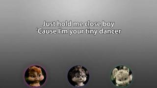 The Chipettes - S.O.S. (with lyrics)