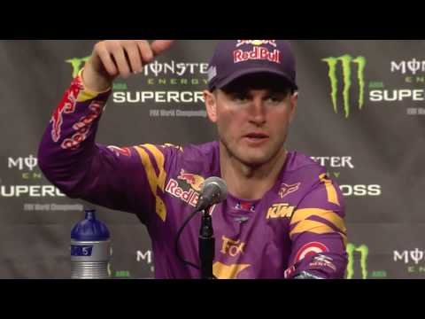 450SX Class Press Conference - Minneapolis - Race Day LIVE - 2017