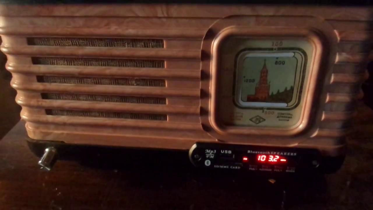 Как сделать корпус радиоприемника 184