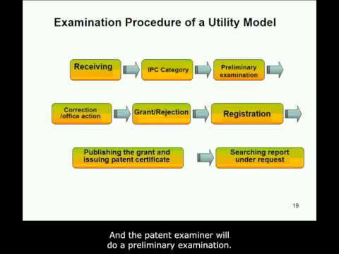 """Patent Basics – Utility Model Patent Practice in China"" Webinar"