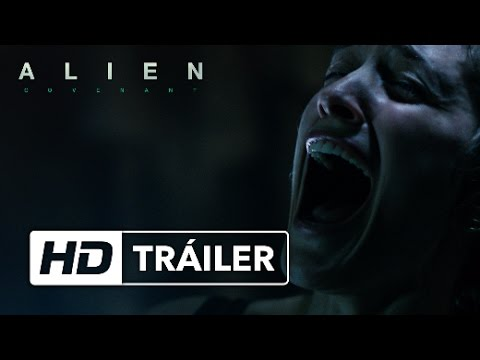 ALIEN: COVENANT | Trailer | 12 de Mayo en cines