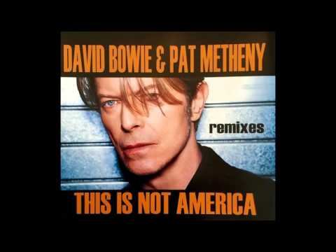 David Bowie - This Is Not America (Extended)