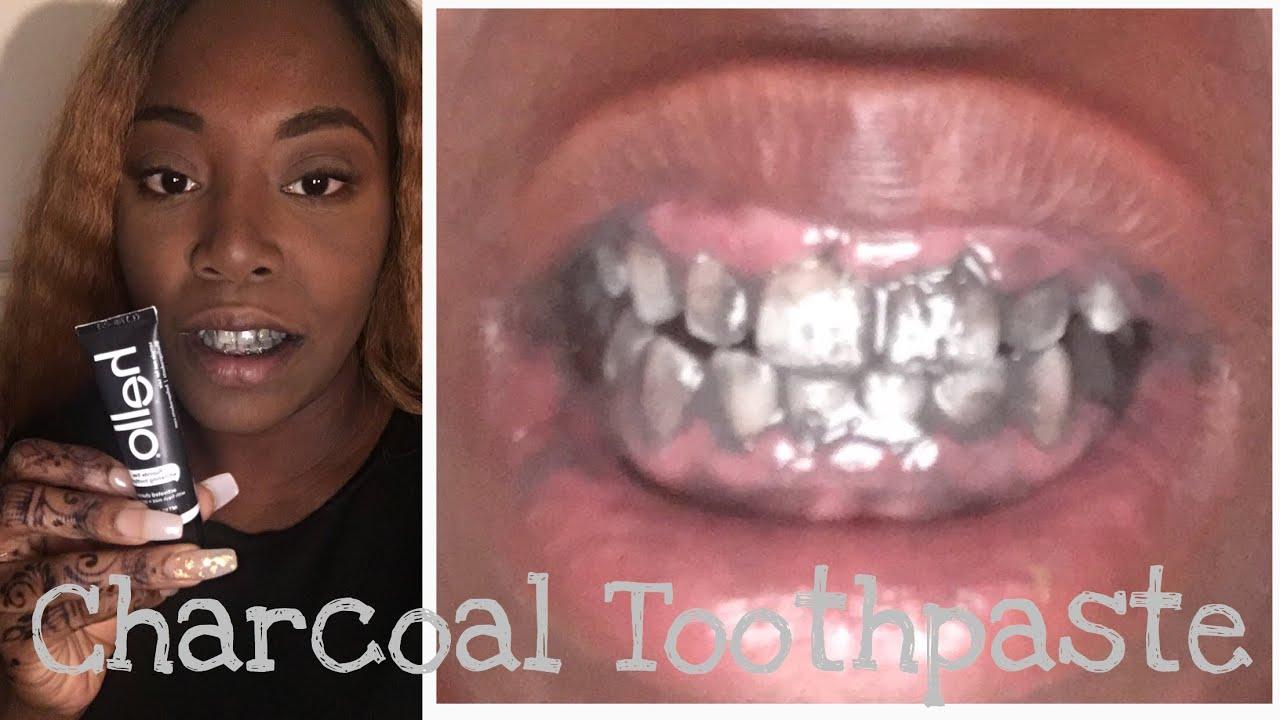 Hello Charcoal Fluoride Free Whitening Toothpastes Youtube