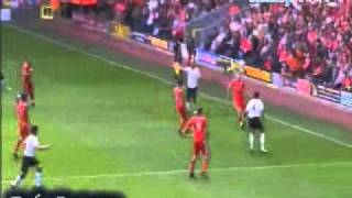 Liverpool 2-0 Valencia (7' Andy Carroll Goal) [Friendly Match] 06/08/2011