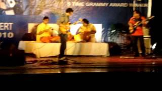 Song 9 - Victor Wooten, Prasanna, Amrit, M Karthik
