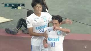 カマタマーレ讃岐vsアスルクラロ沼津 J3リーグ 第8節