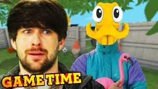 AN EPIC CONCLUSION TO OCTODAD (Gametime w/ Smosh Games)