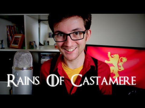 Rains Of Castamere Game Of Thrones  New Verses!