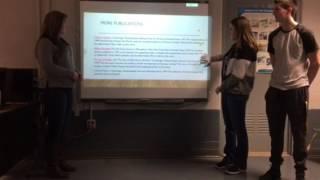John Rawls English 200 Presentation by Brittany Stone, McKenna Eldridge, Bravin Lykins