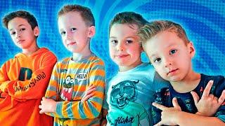 Что Натворили Илья, Артур И Давид С Timko Kid В Кинотеатре?