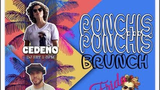 CEDEÑO LIVE AT PONCHIS PONCHIS BRUNCH 9/9/2018