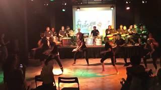 Sankofa Singapore African dance student showcase in collaboration with Nadi Singapura (Oct 19)