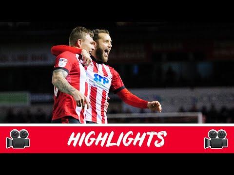 Lincoln City v Bolton Wanderers highlights
