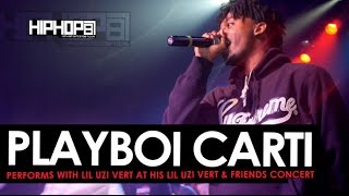Playboi Carti Performs With Lil Uzi Vert At The TLA (HHS1987 Exclusive)