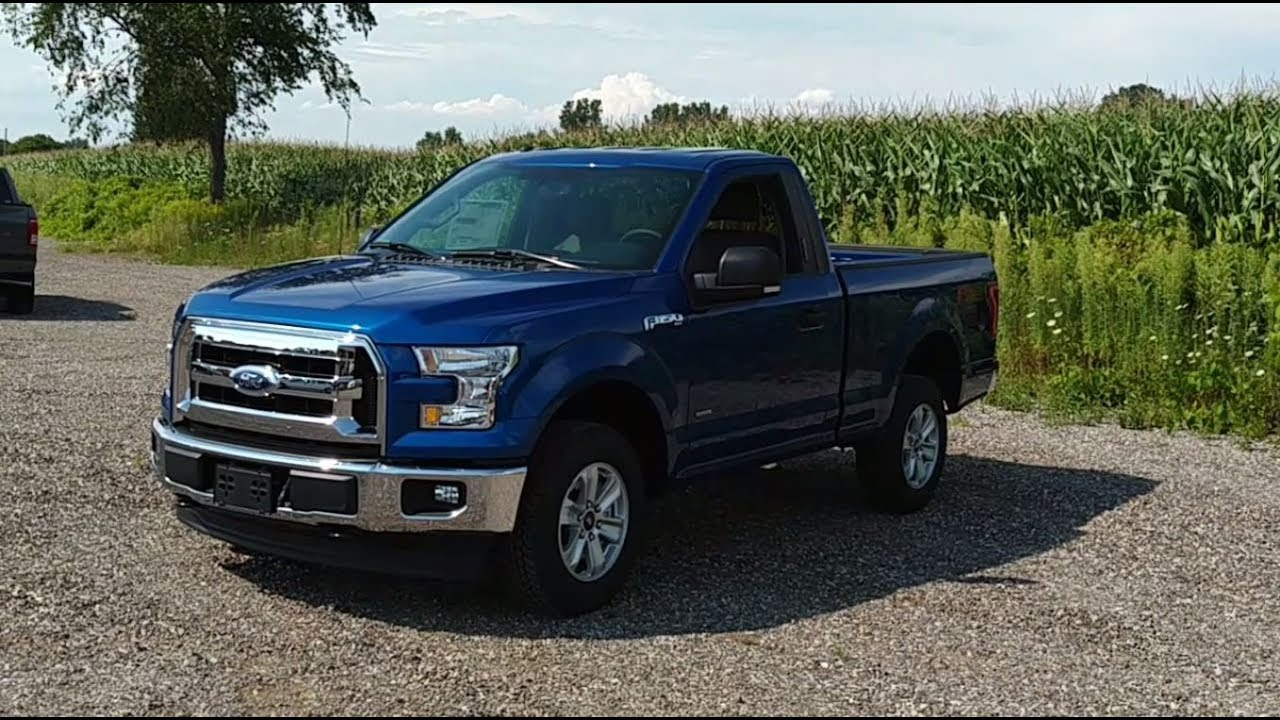 2017 Ford F150 Regular Cab 301a 2 7l Ecoboost At Mt Brydges