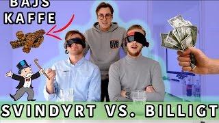 JLC → SVINDYRT VS. BILLIGT