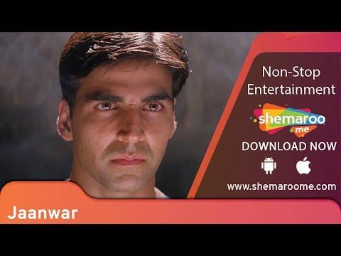 AKSHAY KUMAR scenes from JAANWAR | Karisma Kapoor | Bollywood Action Movie