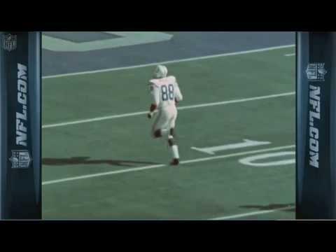 John Mackey Super Bowl V Touchdown