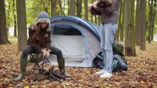 Insopportabilmente donna - Le donne e il campeggio