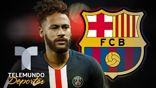 La irresistible oferta del Barcelona por Neymar | Telemundo Deportes