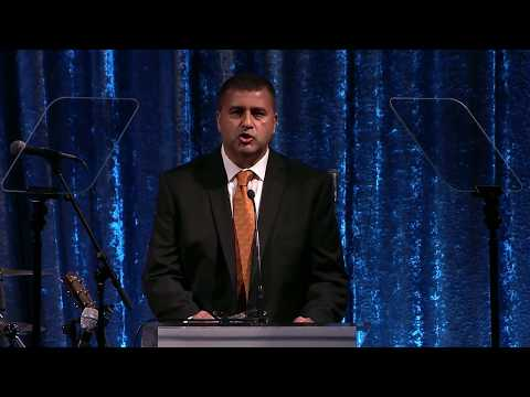 Eli Lilly & Co. Award Acceptance Speech - 2017 Orange Ball