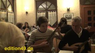 Griechischer Wein Udo Jürgens Zupforchester Ettllingen Mandolin Orchestra