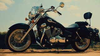 Honda Shadow 750 Aero обзор. Самый универсальный круизер