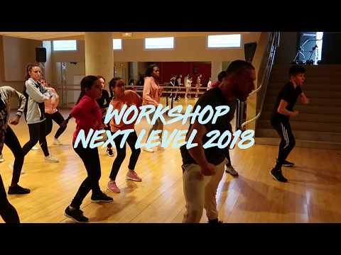 RONAN ANDRIEUX - Workshop Next.Level 2018