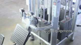 Used Life Fitness MJ4 Multi Jungle Gym multigym For Sale