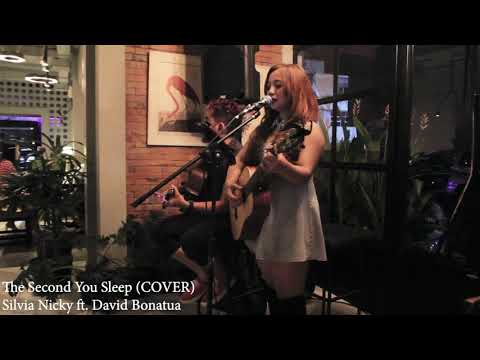 SAYBIA - THE SECOND YOU SLEEP | LIVE COVER SILVIA NICKY