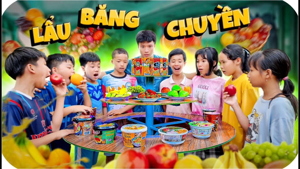 Tony | Buffet Trái Cây - Bàn Xoay Tự Động