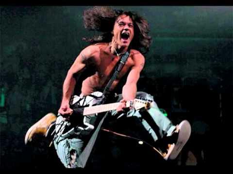 Van Halen - Dance The Night Away - Guitar Track