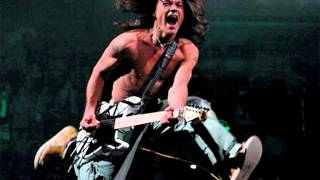 Van Halen - Dance The Night Away - Guitar Track