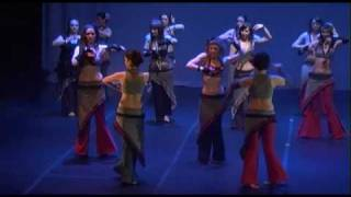 "Belly-Freak Show 2010 - Napredna Tribal grupa Coner - ""Bellytimepeace"""