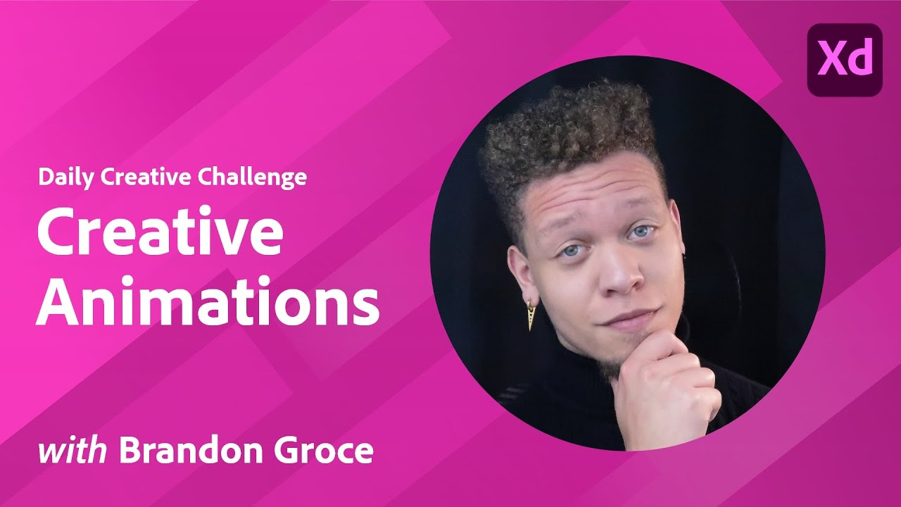 XD Daily Creative Challenge - Creative Animations