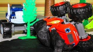 Мультики про машинки для детей Игрушки Вспыш и чудо машинки Мультфильмы для самых маленьких