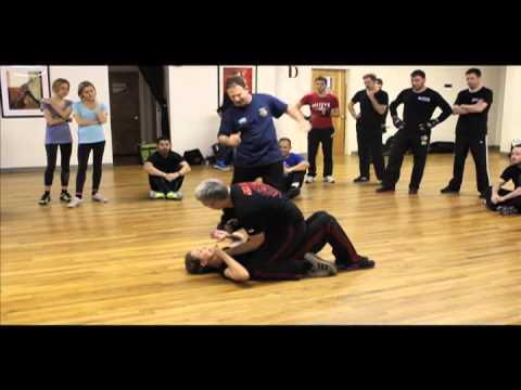 Krav Maga Self Defense (Third Party Protection) Master Class, New York City