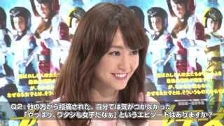 映画「女子ーズ」(jyoshizu.com/)出演メンバーの女子っぽさをインタビ...