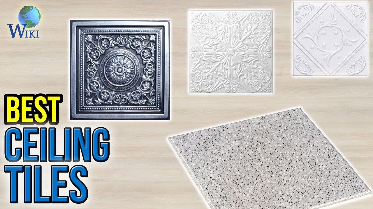 10 Best Ceiling Tiles 2017 Youtube