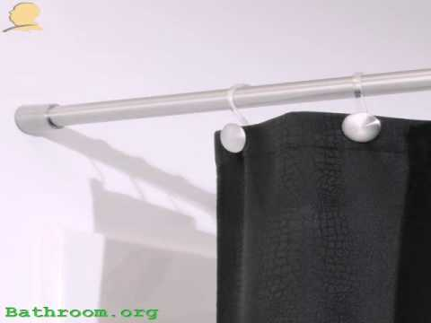InterDesign Forma Shower Curtain Tension Rod Review 2015