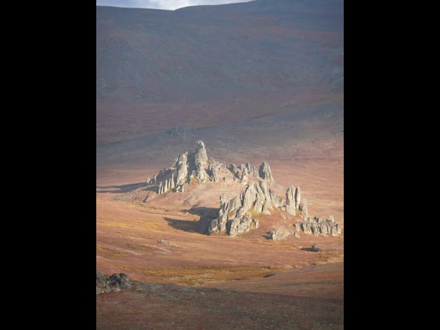 Bering Land Bridge National Preserve   Wikipedia audio article