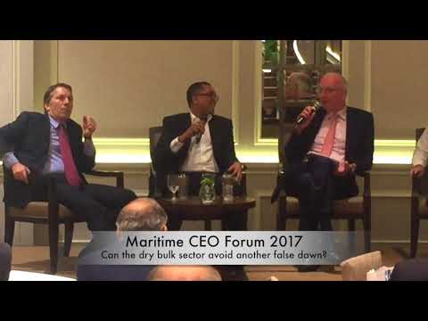 Maritime CEO Forum 2017