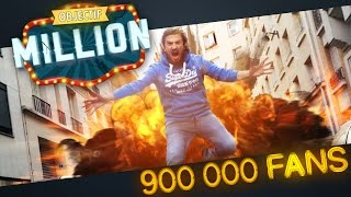 OBJECTIF MILLION : 900 000 Fans - Ludovik
