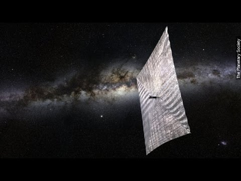 LightSail And Tech Like It Could Give Space Travel A Boost