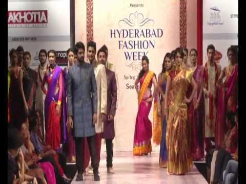 Hyderabad Fashion Week 2013 Season 3 (Day 1) at HICC, Novotel