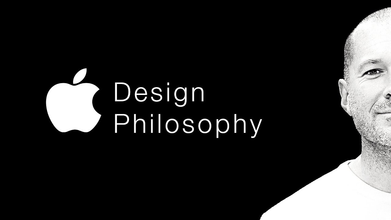 Apple 39 s design philosophy youtube for Philosophy design