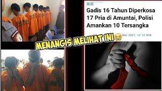 Download HEBOH!! Kronologi Kasus Pencabulan GADIS 16 TAHUN DI KALSEL, HSU DIGILIRI 17 PRIA Viral tiktok