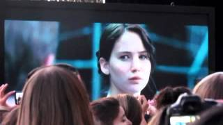 Hunger Games Mall Tour - Trailer Chant