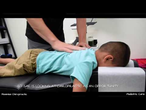 Child with ADHD / ADD under Chiropractic Care - Sacramento Kids Chiropractor